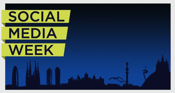 social media week barcelona